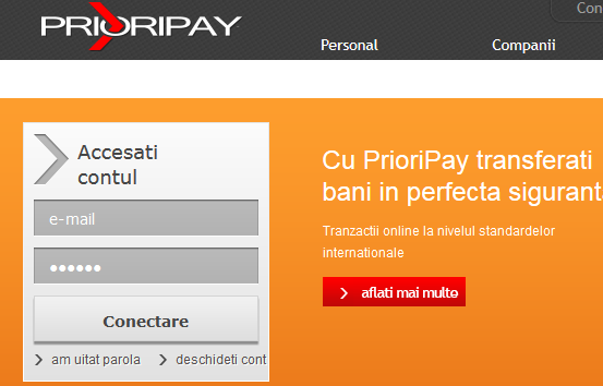 Prioripay payment method plugins. Click for more info